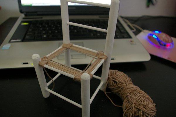 comment faire une chaise de pullip mon monde ma pullip 3. Black Bedroom Furniture Sets. Home Design Ideas