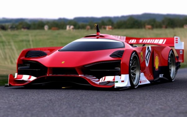 Ferrari Le Mans Concept / Ferrari 330 P4 