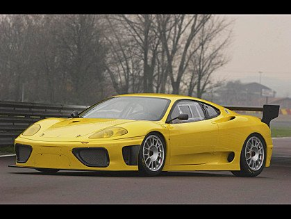 (2003 / 2005) Ferrari 360 GT / GTC 